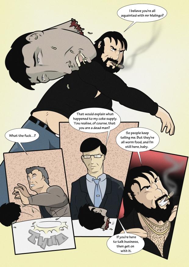 Max-imum Carnage pg 18